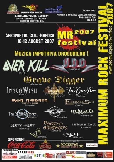 Maximum Rock Festival 2007.